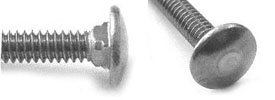 stainless carriage bolts category