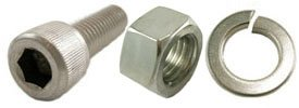 Stainless Metric Fasteners Category